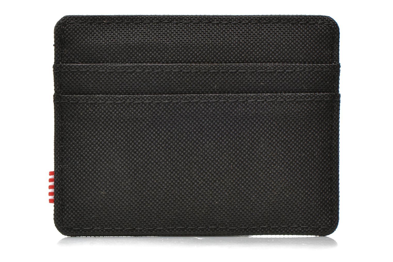 Portemonnaies & Clutches Herschel CHARLIE Porte-cartes schwarz ansicht von vorne