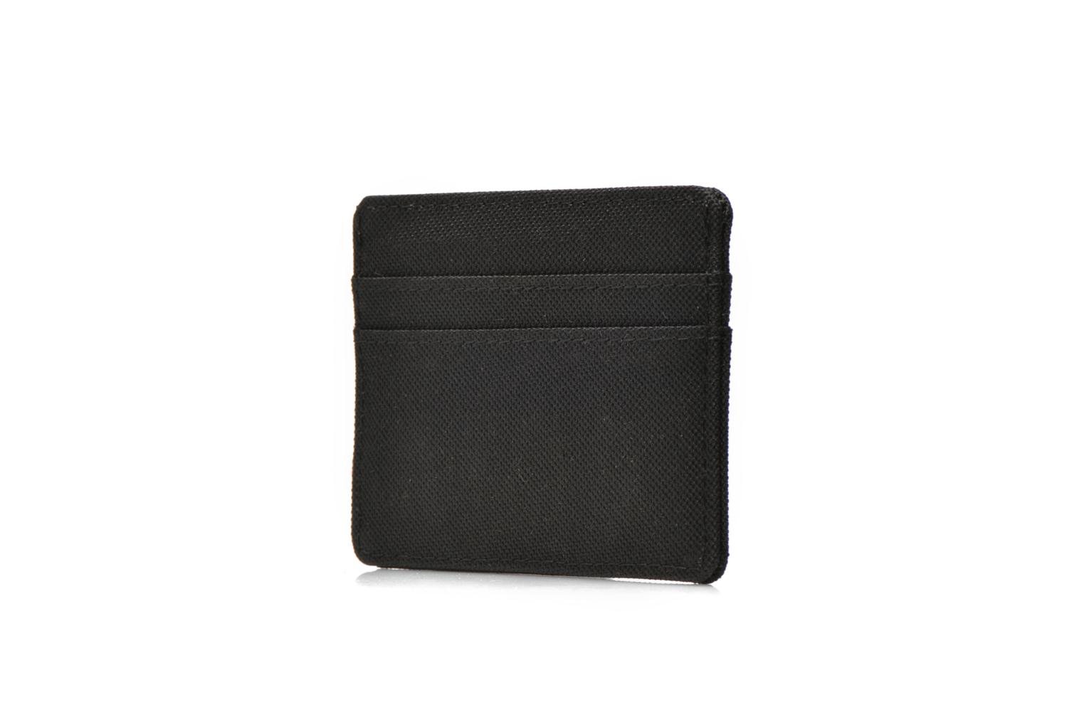 Wallets & cases Herschel CHARLIE Porte-cartes Black view from the right