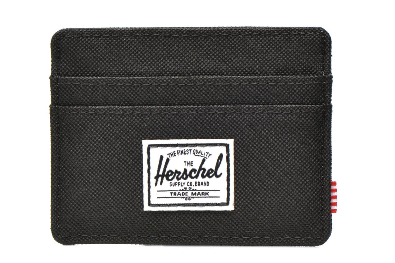 Portemonnaies & Clutches Herschel CHARLIE Porte-cartes schwarz detaillierte ansicht/modell