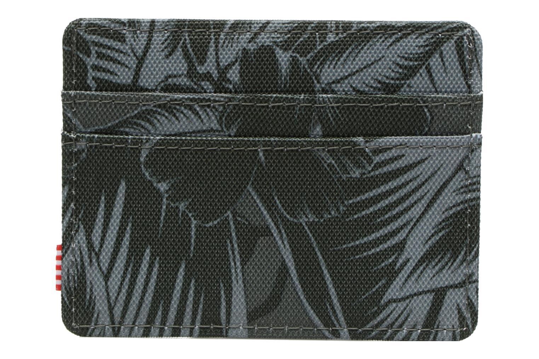 CHARLIE Porte-cartes Jungle Floral Green