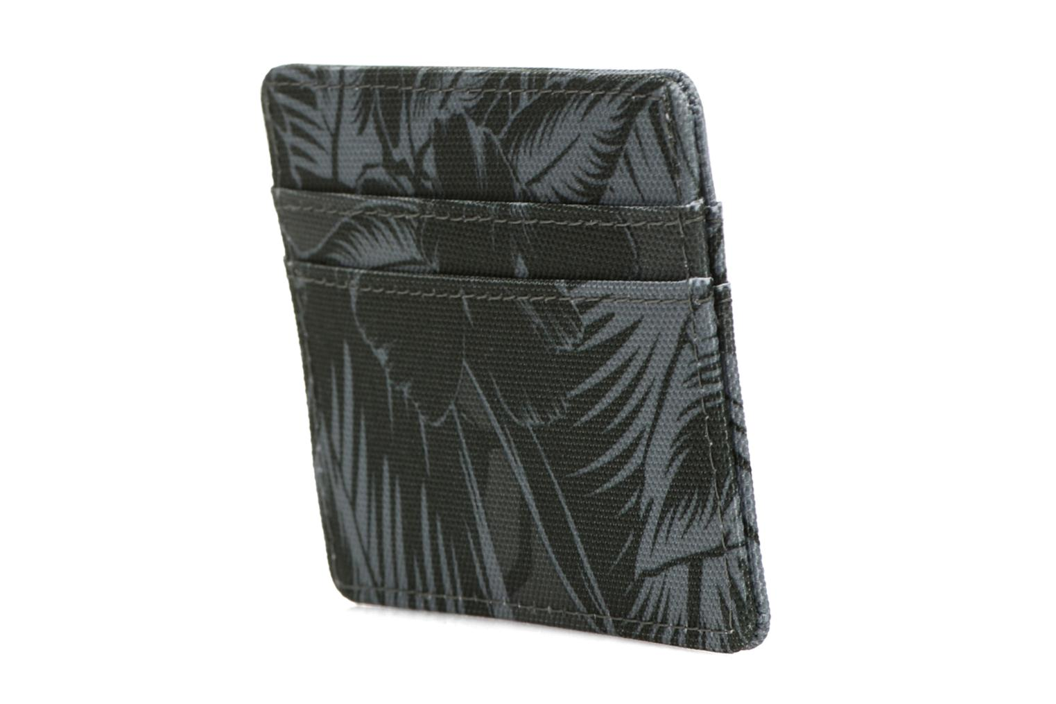 CHARLIE Porte-cartes Jungle Floral Green