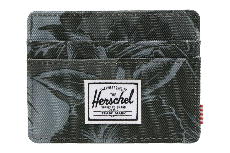 Petite Maroquinerie Herschel CHARLIE Porte-cartes Vert vue détail/paire