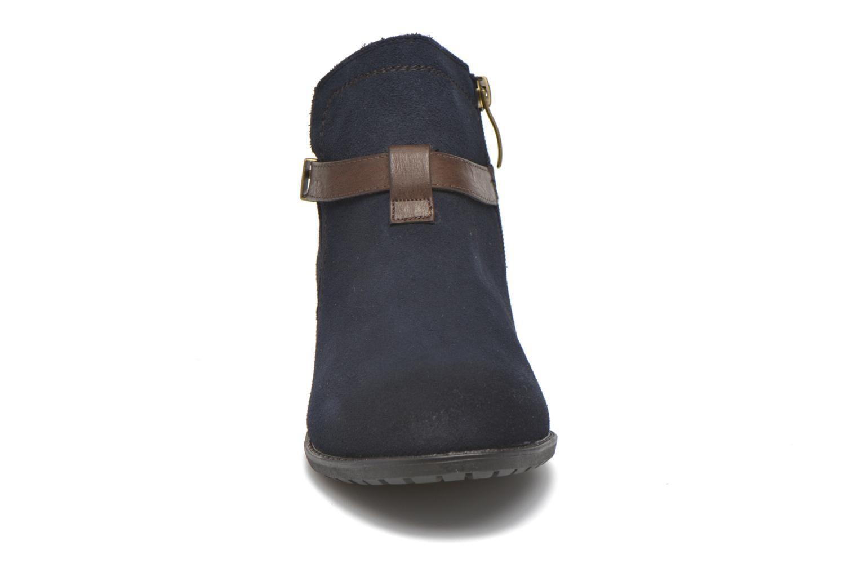 Bottines et boots Hush Puppies MARIA Bleu vue portées chaussures