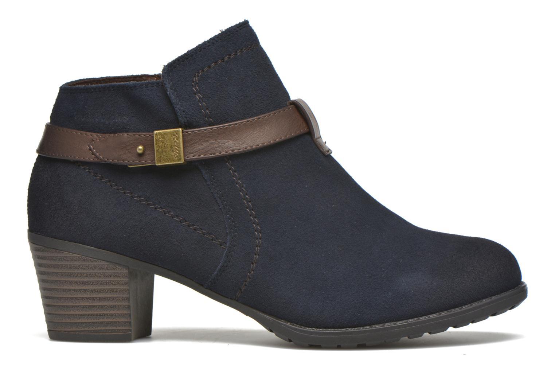 Bottines et boots Hush Puppies MARIA Bleu vue derrière