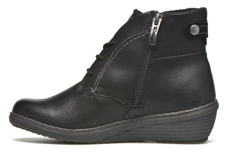 Bottines et boots Hush Puppies JULIA Noir vue face