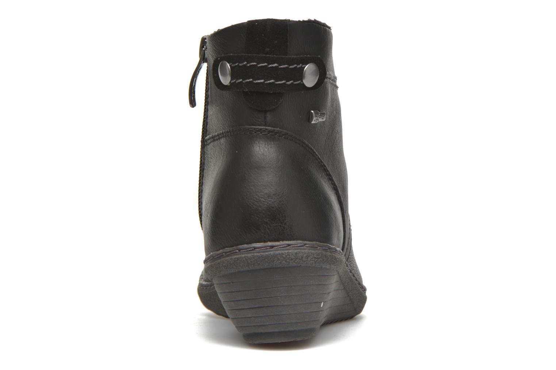 Bottines et boots Hush Puppies JULIA Noir vue droite