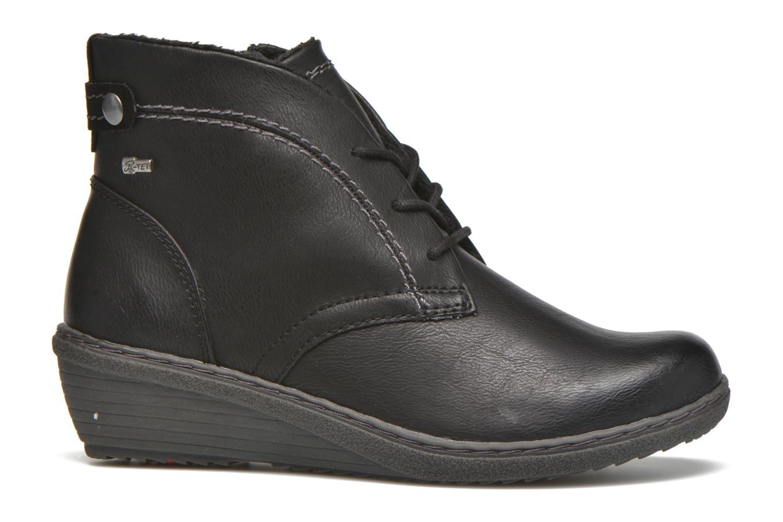 Bottines et boots Hush Puppies JULIA Noir vue derrière