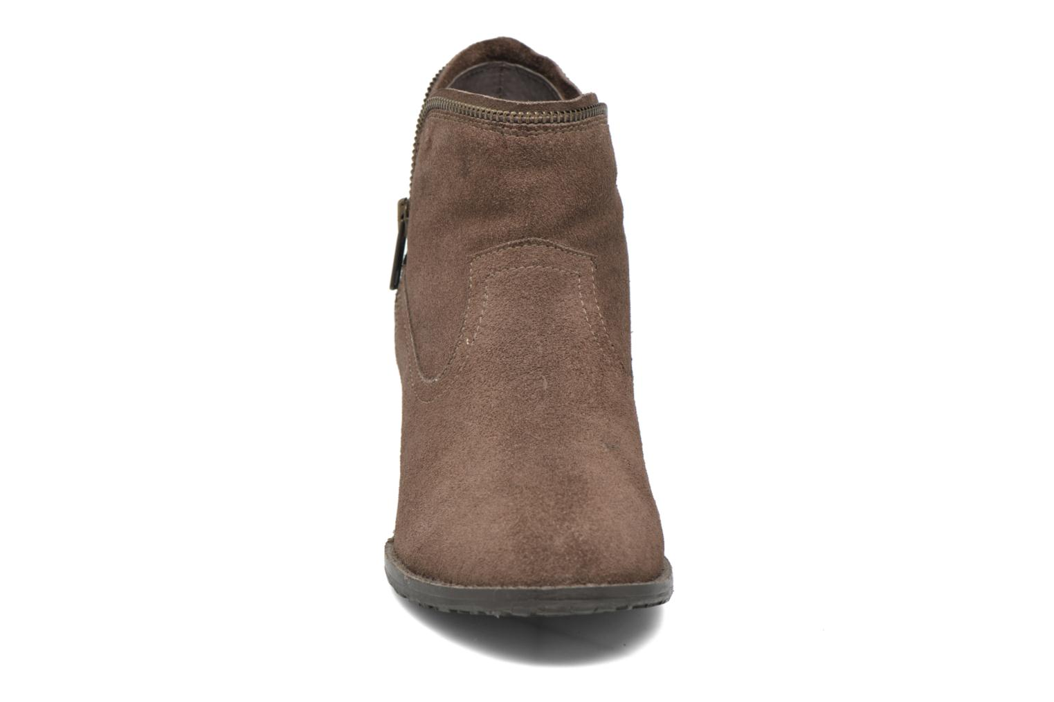 Ankle boots Hush Puppies KENT Brown model view