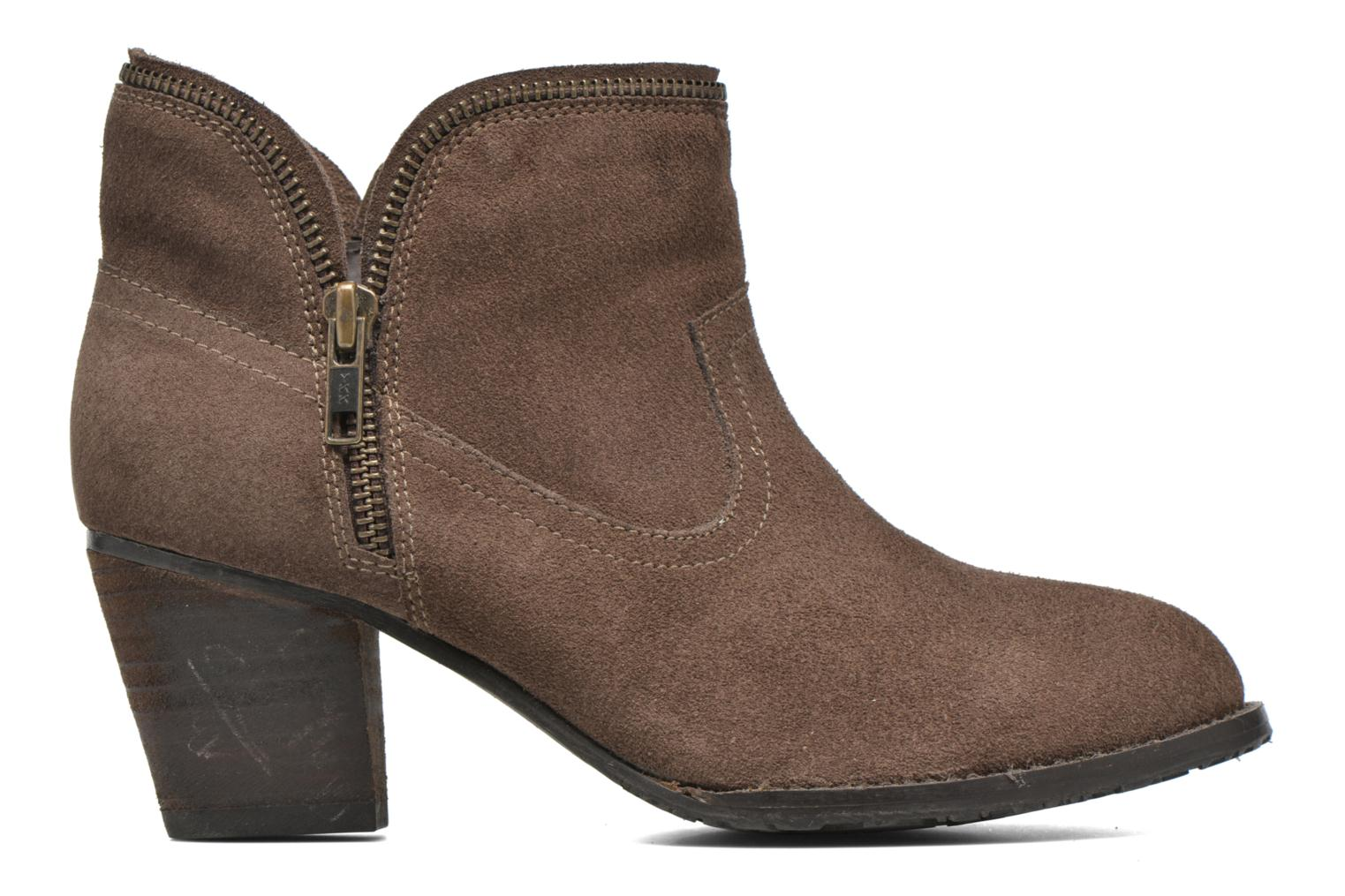 Ankle boots Hush Puppies KENT Brown back view