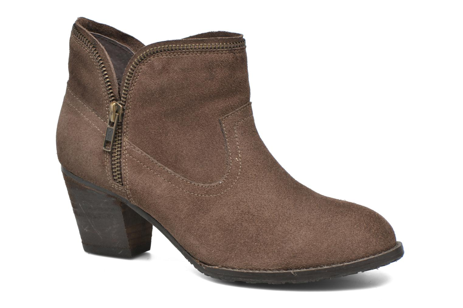 Ankle boots Hush Puppies KENT Brown detailed view/ Pair view