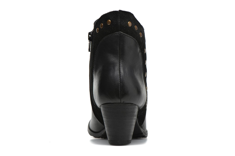 Bottines et boots Hush Puppies KRIS Noir vue droite
