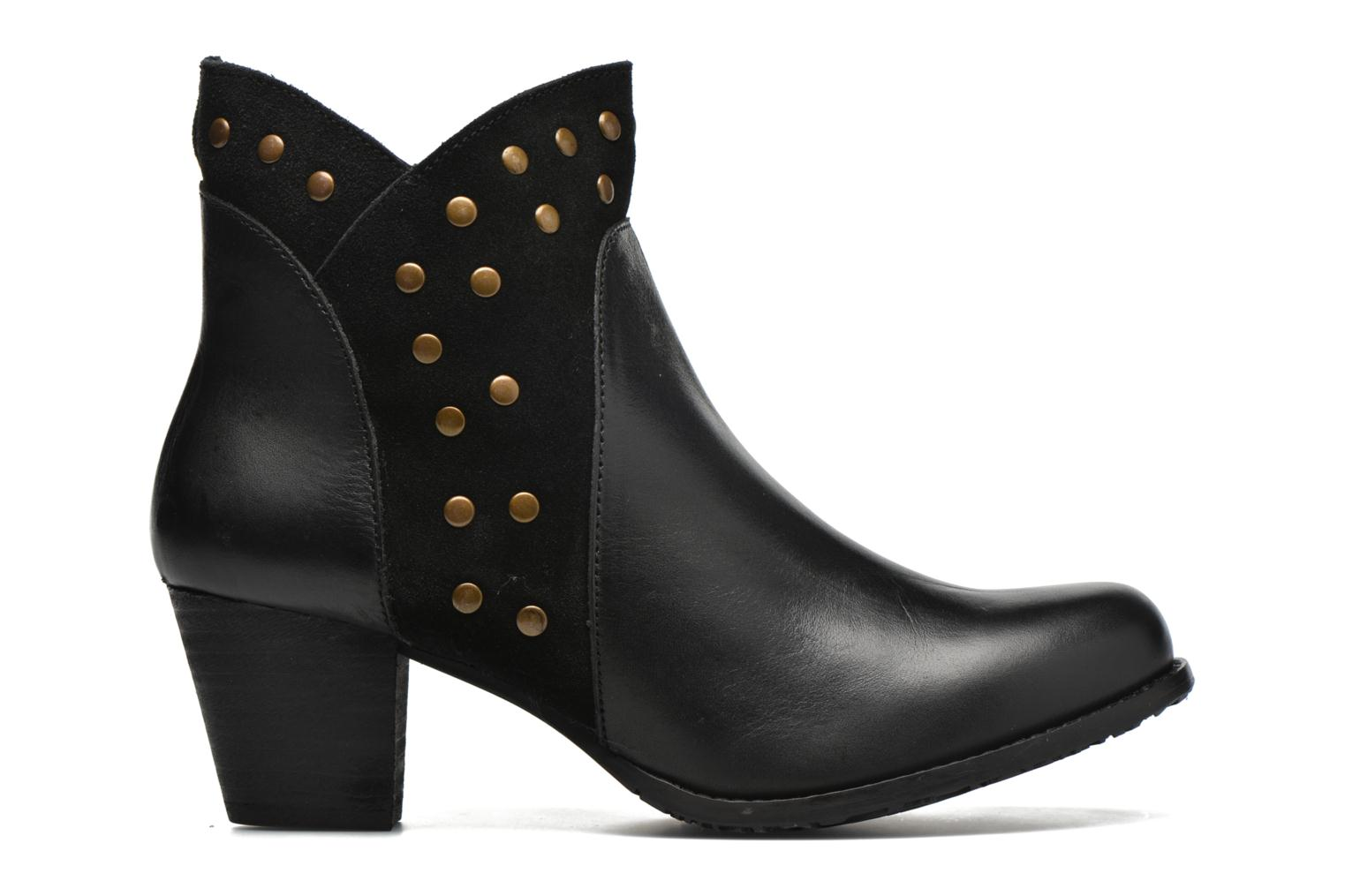 Bottines et boots Hush Puppies KRIS Noir vue derrière