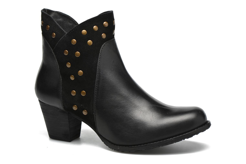 Bottines et boots Hush Puppies KRIS Noir vue détail/paire