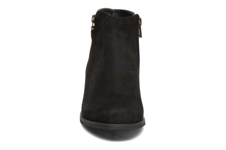 Bottines et boots Refresh Marbré 62296 Noir vue portées chaussures