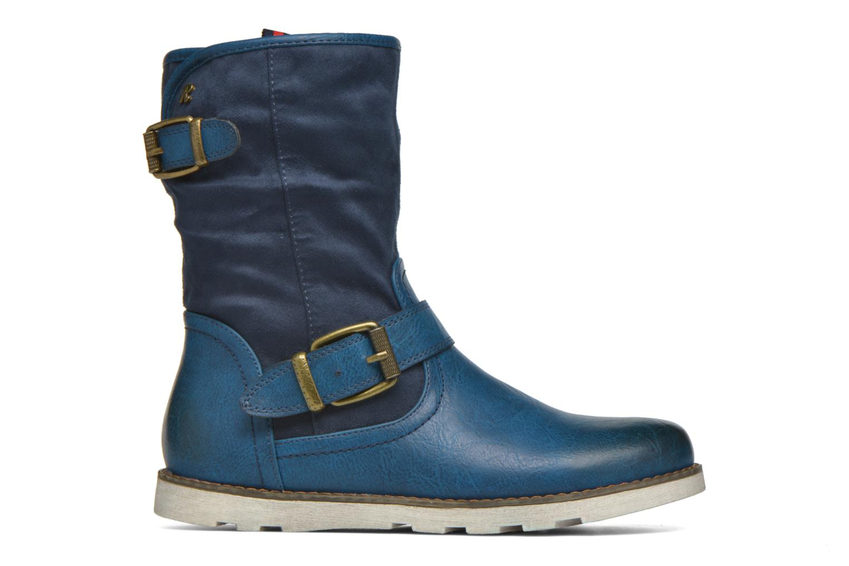 Bottines et boots Refresh Jessica 62233 Bleu vue derrière