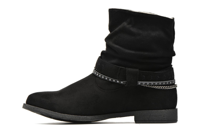 Bottines et boots Refresh Céline 62185 Noir vue face