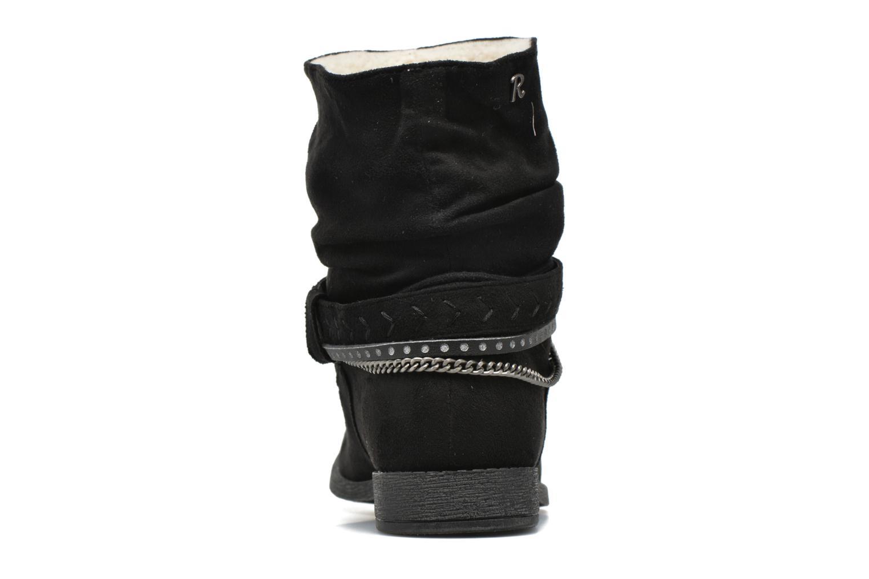 Bottines et boots Refresh Céline 62185 Noir vue droite