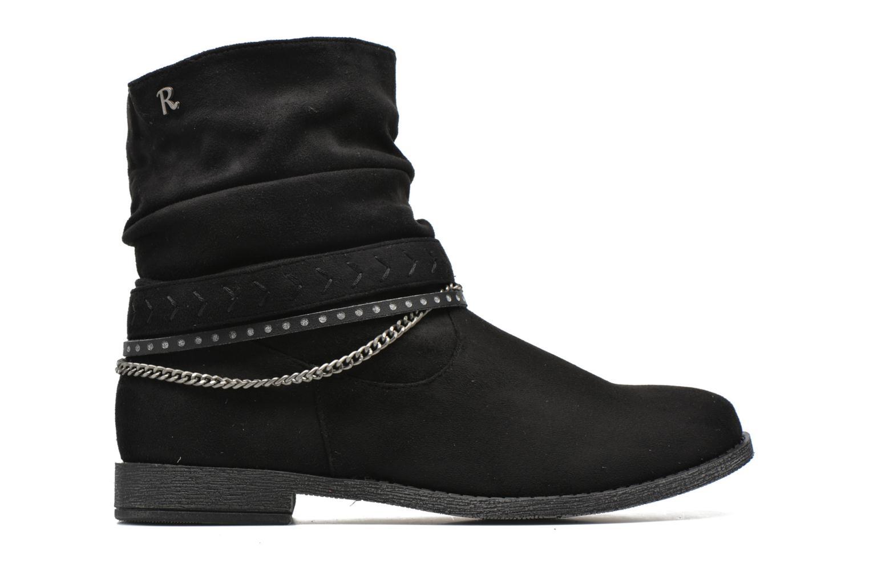 Bottines et boots Refresh Céline 62185 Noir vue derrière