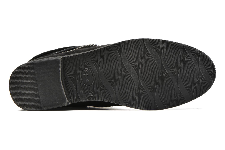 Bottines et boots Refresh Céline 62185 Noir vue haut