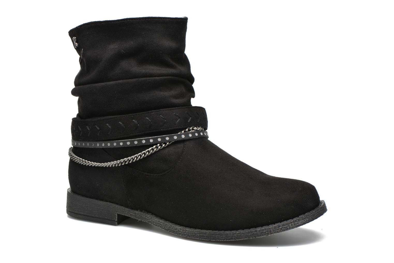 Bottines et boots Refresh Céline 62185 Noir vue détail/paire