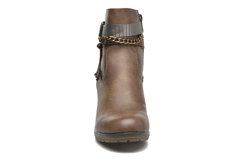 Stiefeletten & Boots Refresh Fiona 62170 braun schuhe getragen