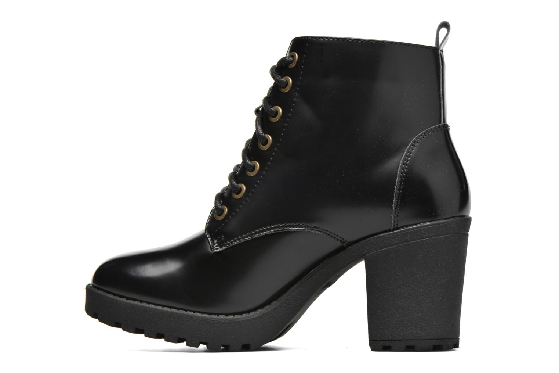 Bottines et boots Refresh Tina 62269 Noir vue face