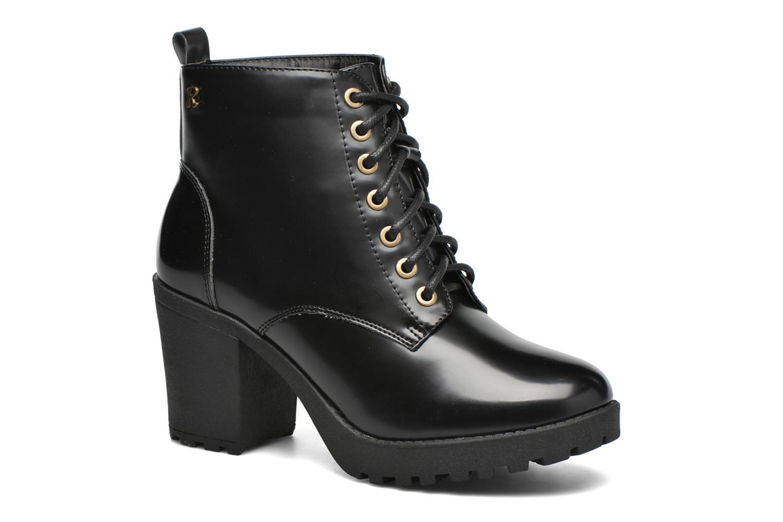 Bottines et boots Refresh Tina 62269 Noir vue détail/paire