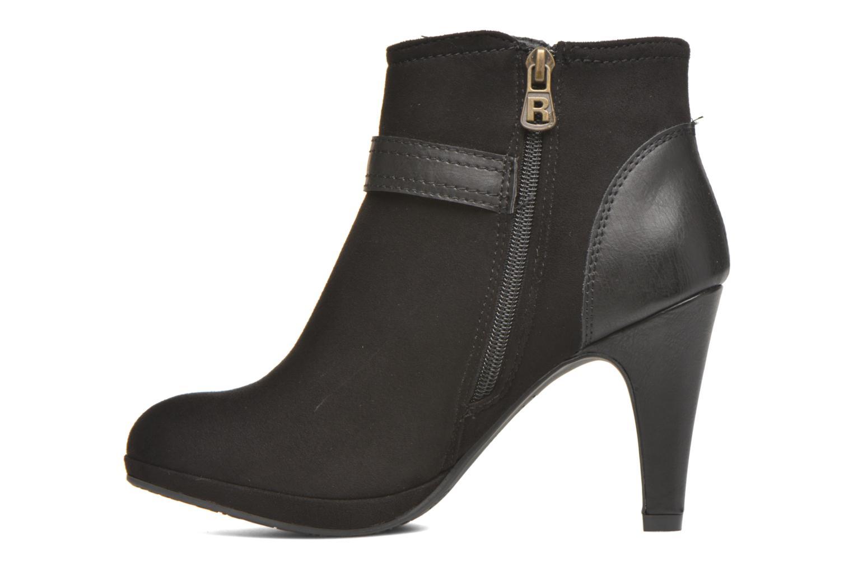 Bottines et boots Refresh Julia 62277 Noir vue face