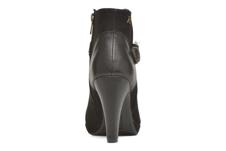Bottines et boots Refresh Julia 62277 Noir vue droite