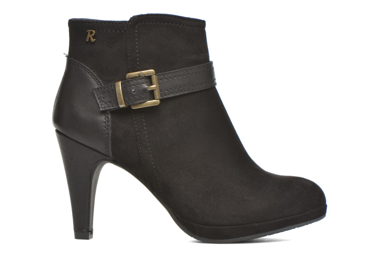 Bottines et boots Refresh Julia 62277 Noir vue derrière