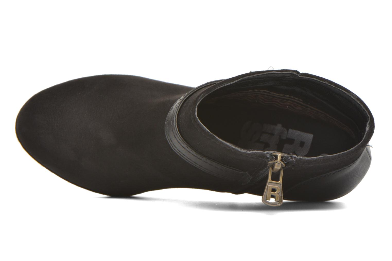 Bottines et boots Refresh Julia 62277 Noir vue gauche