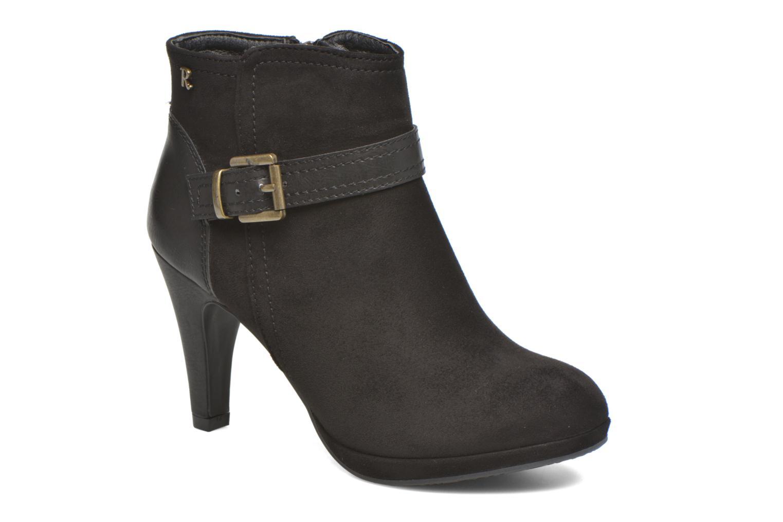 Bottines et boots Refresh Julia 62277 Noir vue détail/paire
