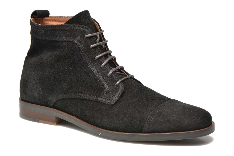 Dirty Dandy Denver Boots II Nubuck black