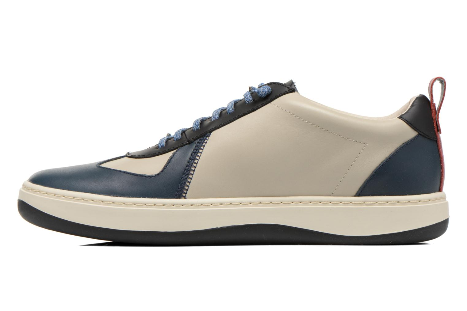 Trainers Camper Domus 18953 Grey front view