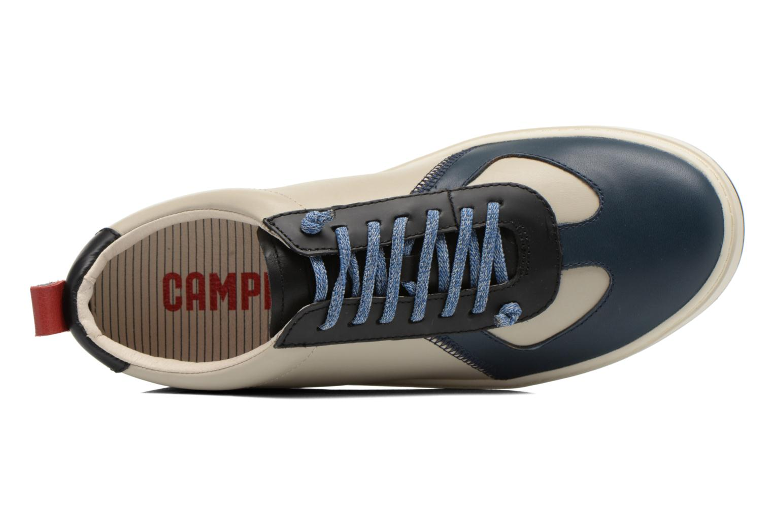 Trainers Camper Domus 18953 Grey view from the left