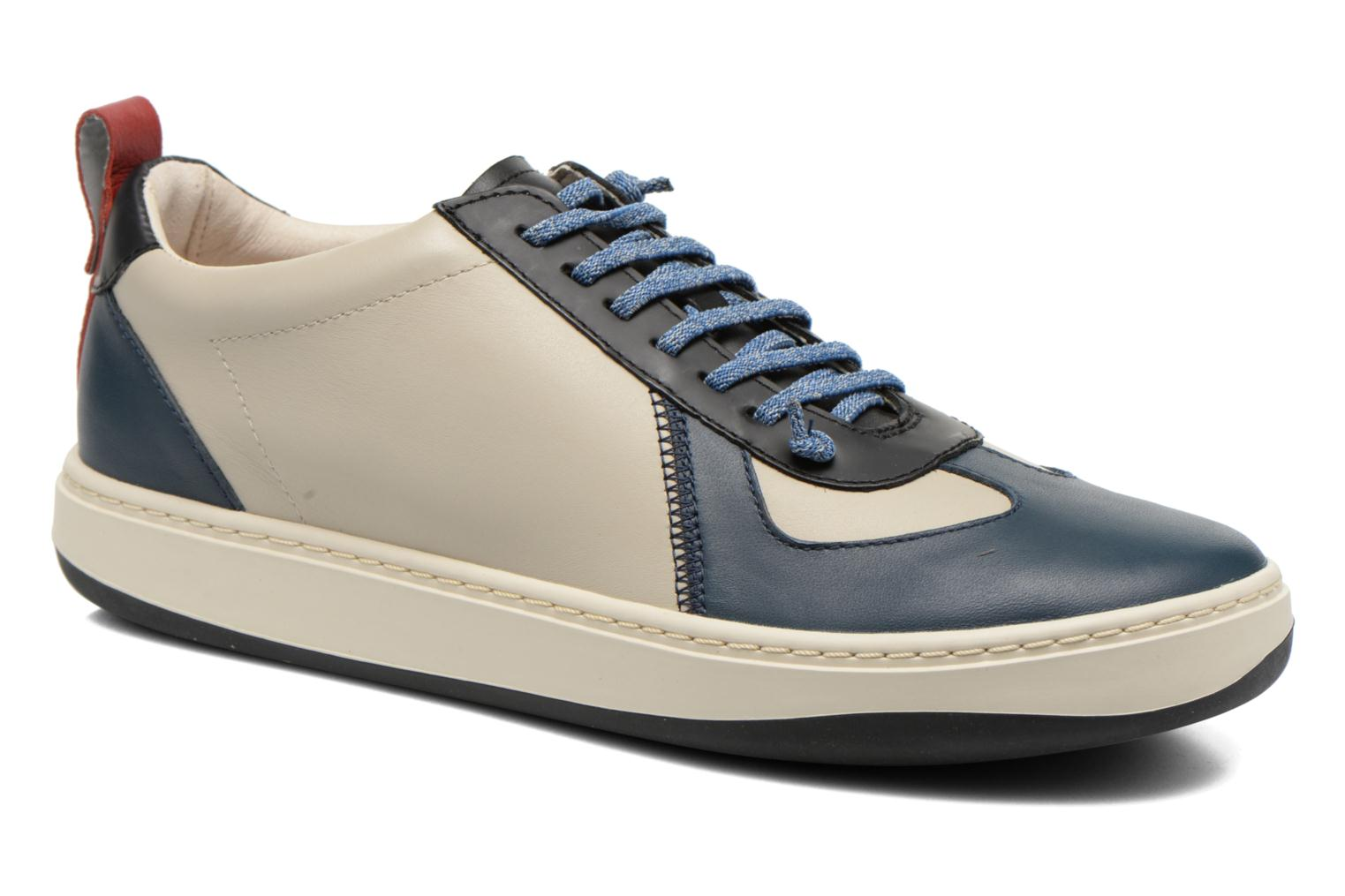 Trainers Camper Domus 18953 Grey detailed view/ Pair view