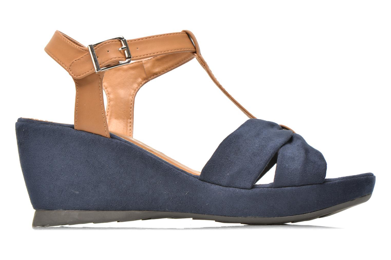 Sandales et nu-pieds Refresh Cassida-61790 Bleu vue derrière