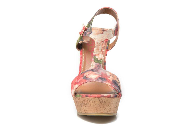 Sandales et nu-pieds Refresh Yalta-61830 Multicolore vue portées chaussures