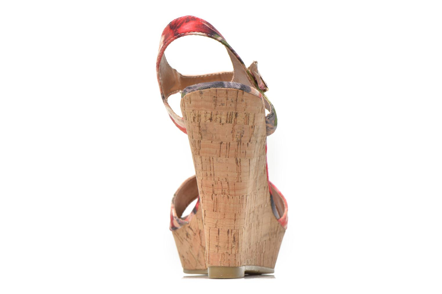 Sandals Refresh Yalta-61830 Multicolor view from the right