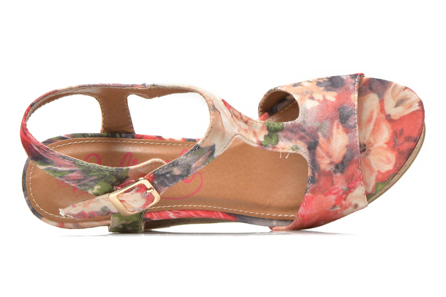 Sandals Refresh Yalta-61830 Multicolor view from the left