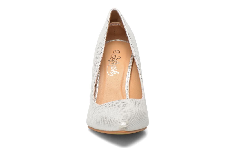 Escarpins Refresh Tradiceta-61940 Argent vue portées chaussures