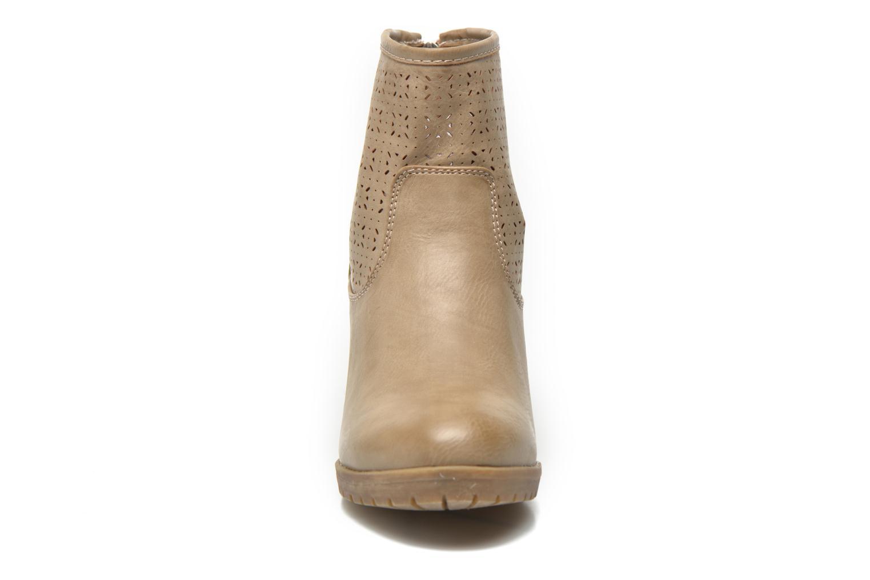 Bottines et boots Refresh Gotiba-61982 Beige vue portées chaussures