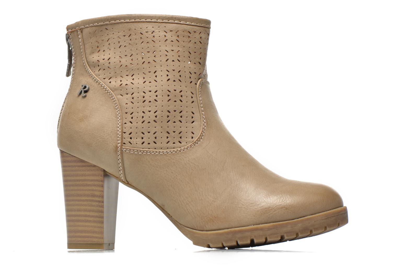 Bottines et boots Refresh Gotiba-61982 Beige vue derrière