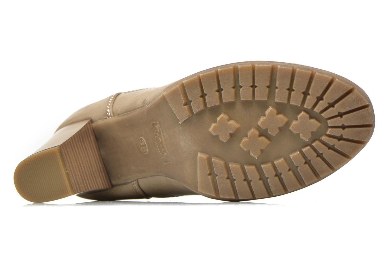 Bottines et boots Refresh Gotiba-61982 Beige vue haut