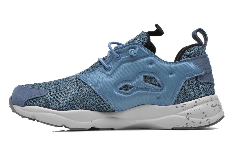 Sneakers Reebok Furylite Gw Azzurro immagine frontale
