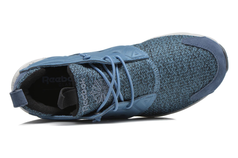 Sneakers Reebok Furylite Gw Azzurro immagine sinistra