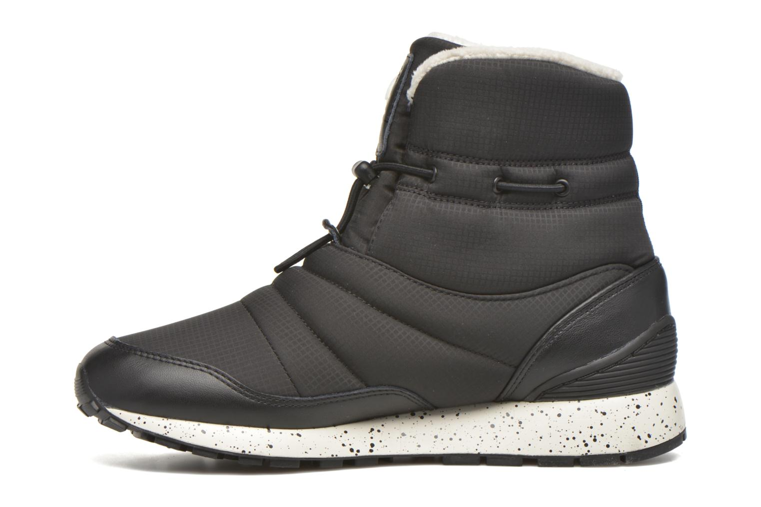 Ankle boots Reebok Gl Puff Boot Black front view