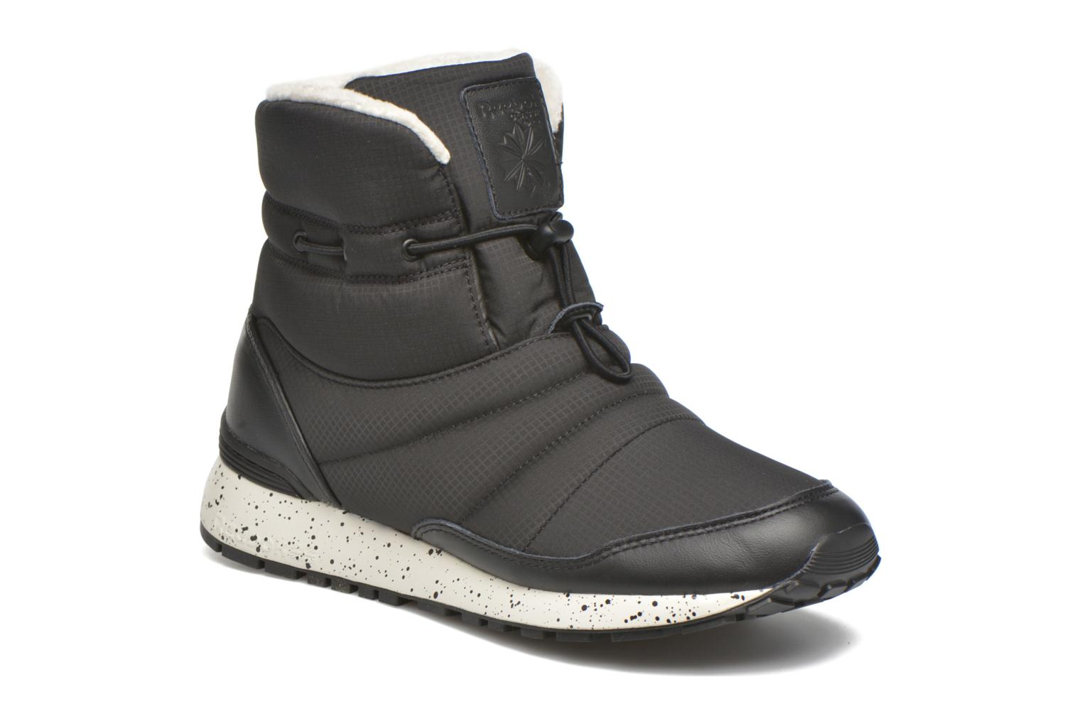 Ankle boots Reebok Gl Puff Boot Black detailed view/ Pair view