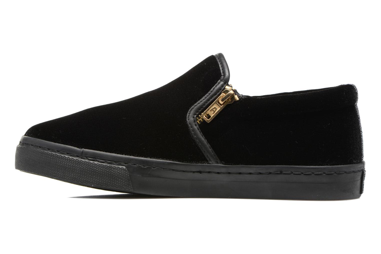 Sneaker Gioseppo Rolap schwarz ansicht von vorne