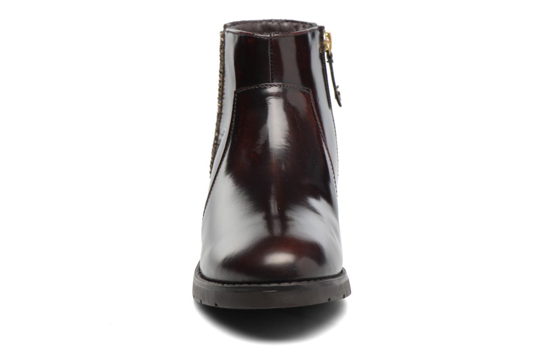 Bottines et boots Gioseppo Imperial Marron vue portées chaussures
